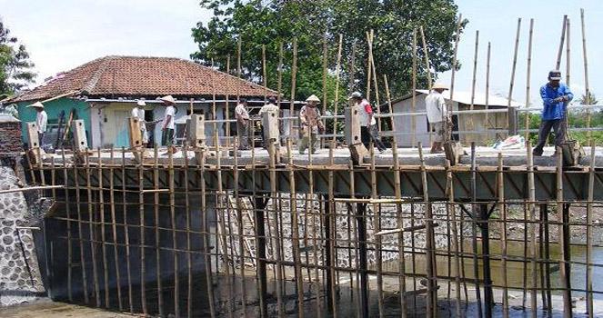 bekisting jembatan