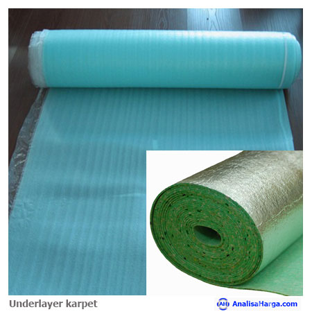 underlayer karpet