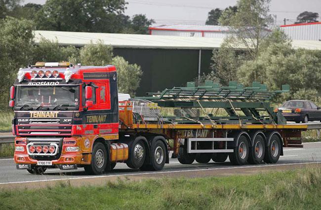 truck trailler