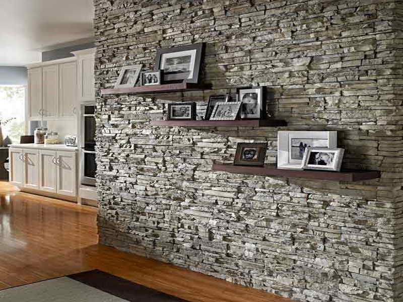 Cara Dekorasi Dinding Batu untuk Rumah Minimalis