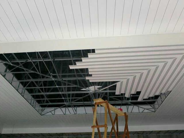 Cara Memasang Plafond Gypsum Rangka Hollow