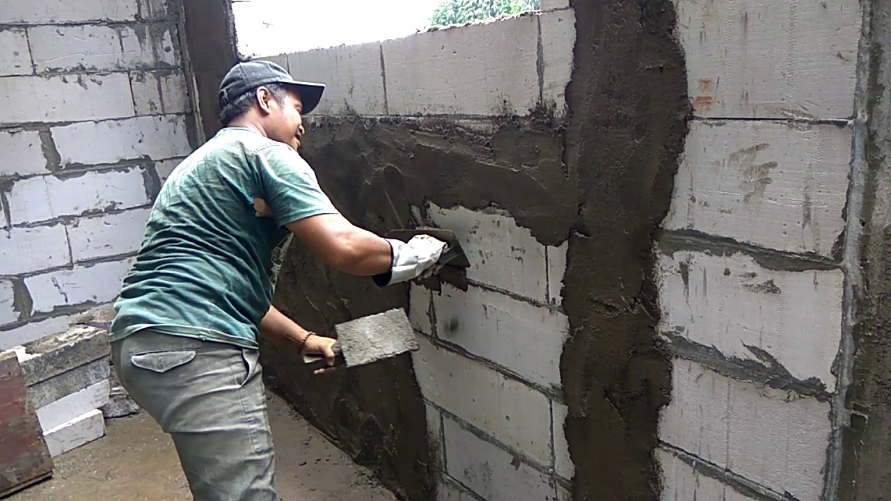 Cara Memberikan Plesteran Dinding Terbaik