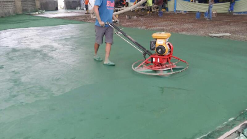 Cara Pengerjaan Floor Hardener yang Benar
