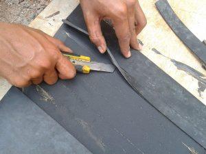 Manfaat dan Cara Pemasangan Karpet Talang