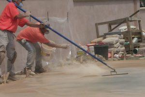 Material Bangunan Floor Hardener