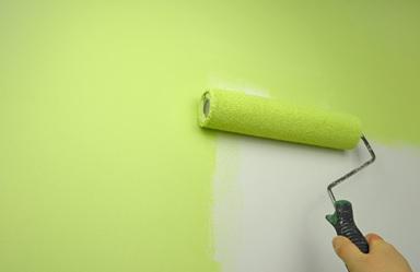 contoh cat dinding