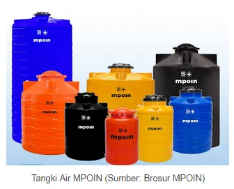 Tangki Air MPOIN